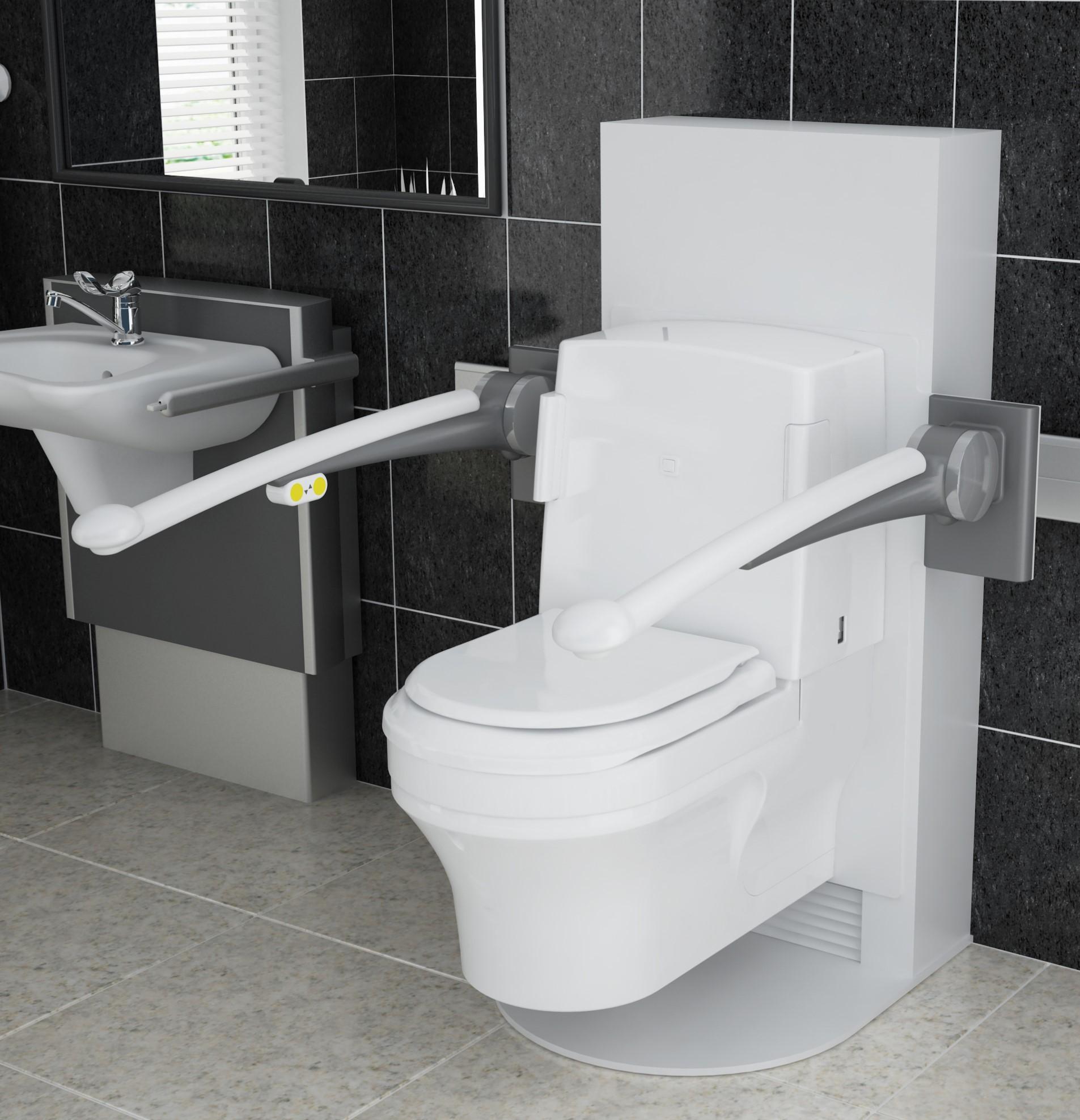 Fine In Hoogte Verstelbaar Toilet Toilet Op Maat Pabps2019 Chair Design Images Pabps2019Com